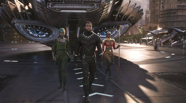 Black Panther may become the highest solo opening film in Marvel Cinematic Universe