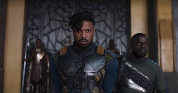 reasons to watch black panther
