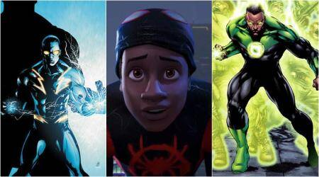 Black Panther is just the beginning, expect these 5 coloured superheroes on the big screen