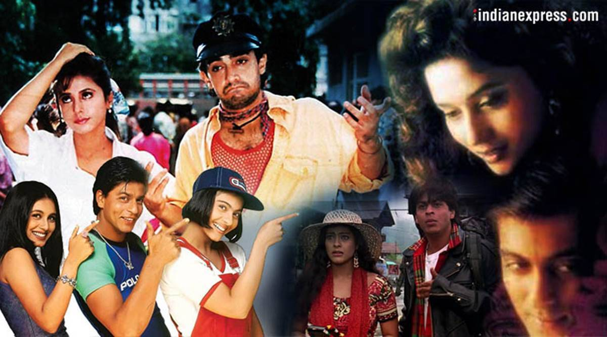 Love Or Hate It 90s Bollywood Is A Goldmine Of Sweet Nostalgia For A Certain Generation Entertainment News The Indian Express