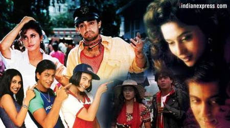 Love or hate it, 90s Bollywood is a goldmine of sweet nostalgia for a certaingeneration