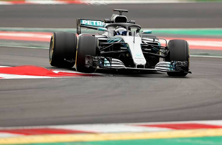Hamilton sits out second day of F1 testing