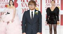 Brit Awards 2018: Ed Sheeran, Dua Lipa among the best dressed on the red carpet