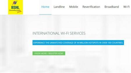 BSNL WiFi+, BSNL international WiFi, free global WiFi hotspots, My BSNL app, BSNL international services, WiFi+ recharges, BSNL mobile subscribers