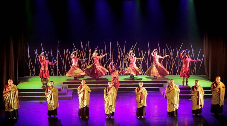 The Great Buddhist festival, peace festival in India, The Great Buddhist festival in India, festivals of india, what is buddhist festival,