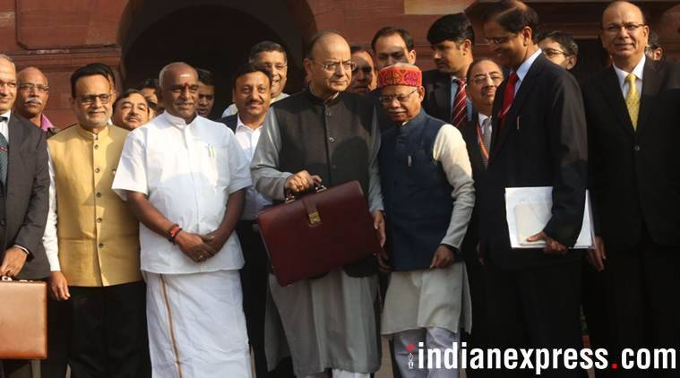 Union Budget 2018: 10 per cent market tax in name of helping realeconomy