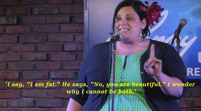 Video: This 'fat girl' ruminates on how falling in love is never