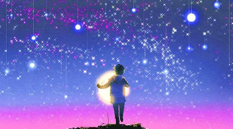 by the book, books, lunar eclipse 2018, lunar eclipse, super blue blood moon, super moon, blue moon, moon books, books on moon lunar eclipse, indian express, indian express news