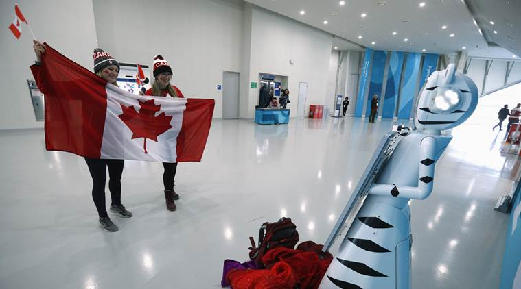 Canadian Olympian allegedly steals vehicle  in PyeongChang