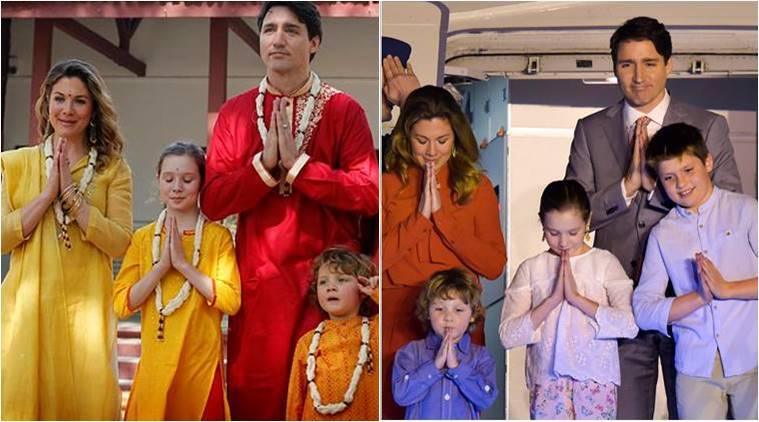 Justin Trudeau's India wardrobe is classy, colourful and everything we'd expected it to be