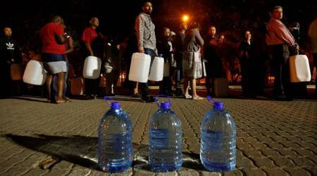 Day Zero: Cape Town's water crisis highlights city's rich-poor divide