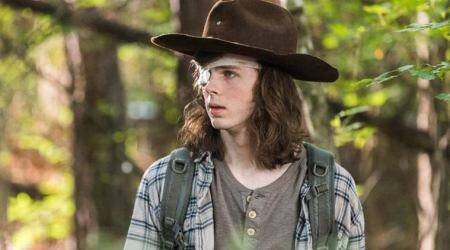 The Walking Dead creator says Carl 'might not die'