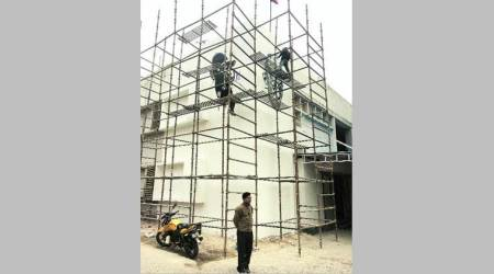 With Sardar Patel, Gandhi, police stations get makeover