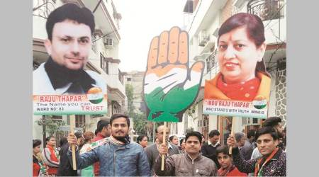 Ludhiana civic polls: 50 per cent seats reserved for women, but male kin dominate pollshow