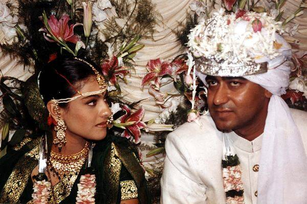 It was not 'love at first sight' for Ajay Devgn and Kajol: The real