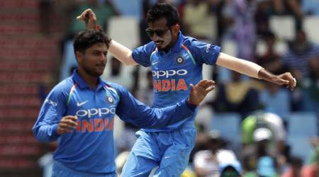 India are playing ODI series against South Africa