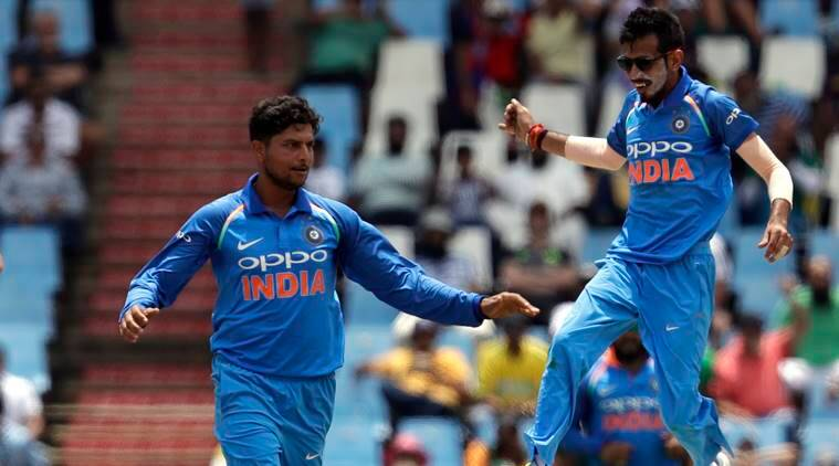 Kohli calls Kuldeep, Chahal as `brave bowlers`