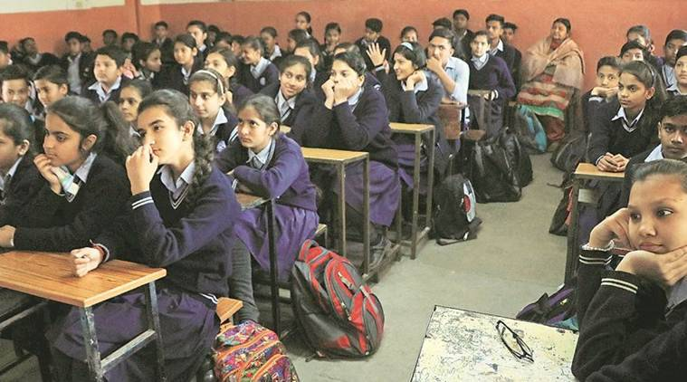 Testing Time, Examination, Board Exams, Students, Students With Pressure, Chandigarh Students, Education News, Latest Education News, Indian Express, Indian Express News