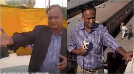 Video: Pakistani anchor Chand Nawab is back in the hilarious way Internet best remembers him