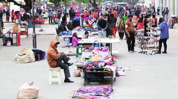 mohali vendors, mohali vendor zone, indian express, mohali news, mohali hawkers, mohali street vendors, chandigarh news, indian express