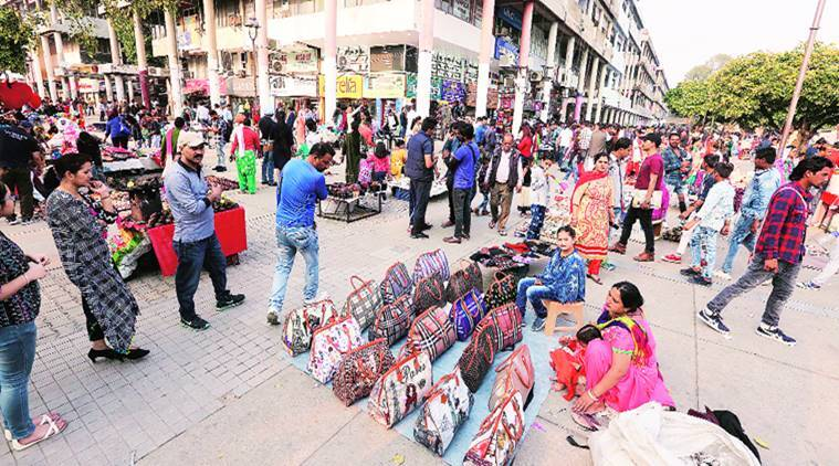 Chandigarh: MC doubles rates for putting up temporary shops during festivals