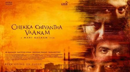 It's official! Mani Ratnam's multi-starrer is titled Chekka Chivantha Vaanam