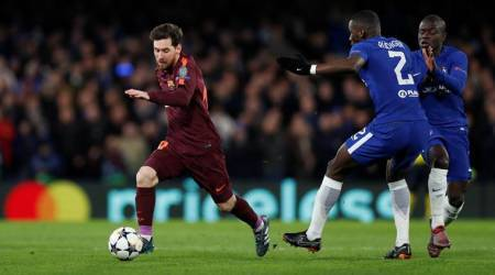 Chelsea vs Barcelona Live UEFA Champions League: Chelsea, Barcelona unable to break the deadlock