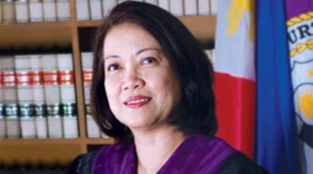 Philippine chief justice taking leave, expects impeachment