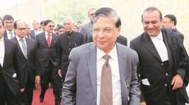 Opinion: Why is Chief Justice of India Dipak Mishra not resolving the judicial crisis?