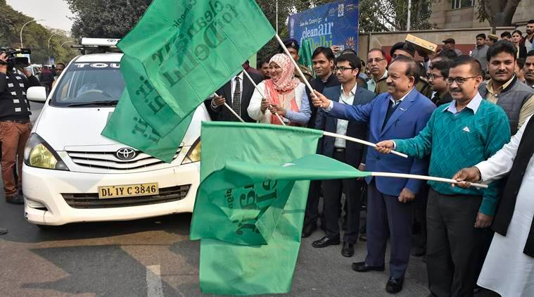 Delhi and Centre tie up for cleaner air