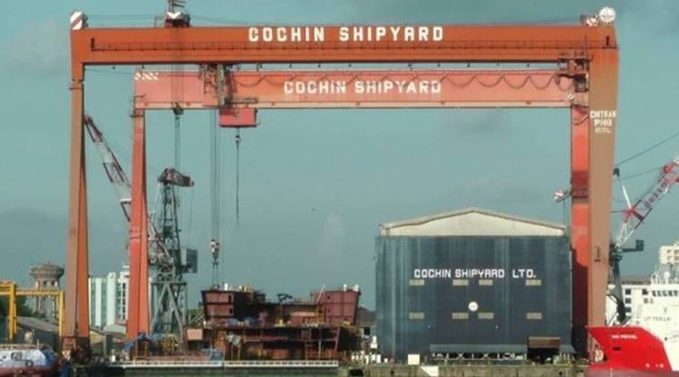 Cochin Shipyard fire: At least five dead, several injured after blast onboard Sagar Bhushan