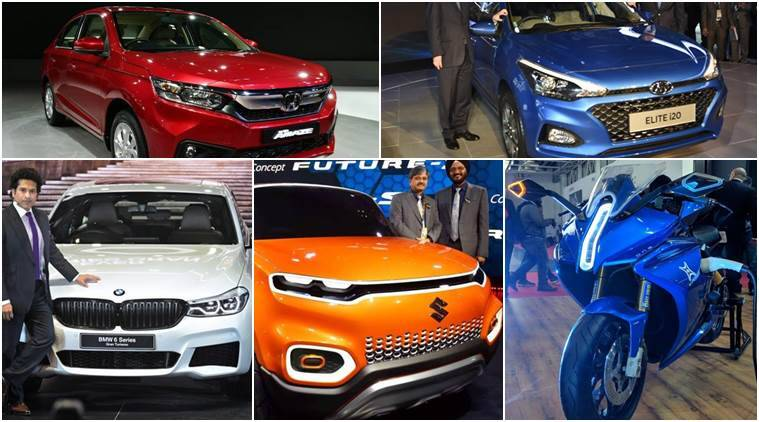 Auto Expo 2018 India highlights: From EVs, concepts, hybrids on day 1 to startups and new launches on day 2
