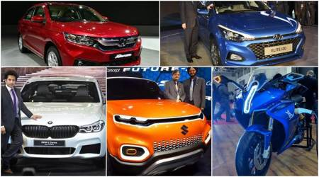 Auto Expo 2018 India highlights: From EVs, concepts, hybrids on day 1 to startups and new launches on day2
