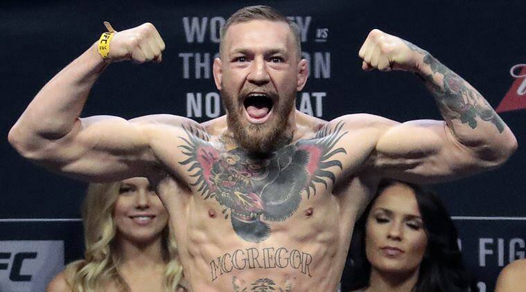 Dana White Confirms He Is Stripping McGregor Of His Lightweight Belt