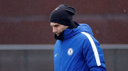 Antonio Conte wants 'perfect game' from Chelsea against Barcelona