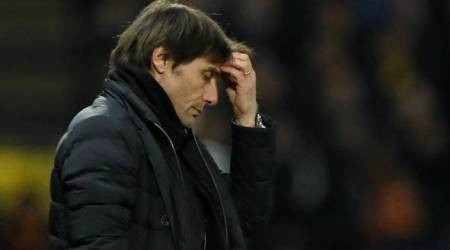 I'm a bit of a disaster to convince Chelsea to buy players, says Antonio Conte