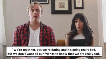 WATCH: This video warns you not to believe the couples you see on social media