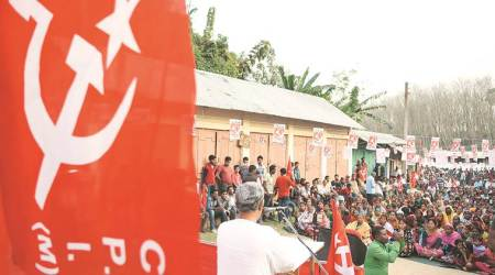 Tripura assembly elections: In CM Manik Sarkar's Red fort, CPM wary of BJP