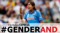 The real reason why you didn't see Smriti Mandhana's sparkling 135 and Jhulan Goswami's record breaking 200th wicket