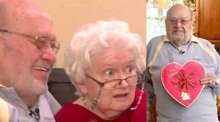 Valentine's Day 2018: Man upholds 39-year-old V-day tradition; triumphs over wife's battle with Dementia