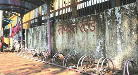 Mumbai: A year later, Mahim cycle stand waits for takers