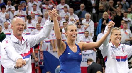 Fed Cup: Tenth straight semifinals for Czech Republic; Serena Williams returns forUS