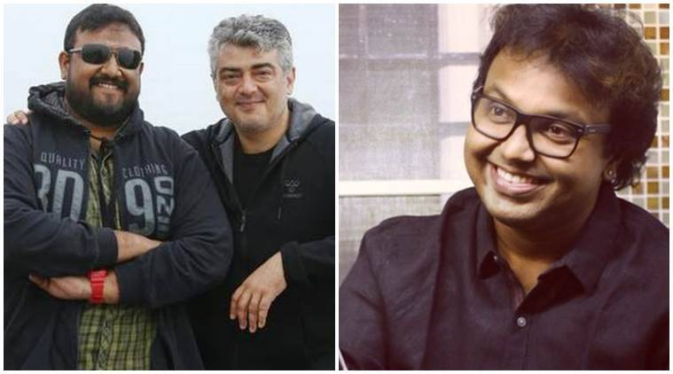 D Imman to compose music for Ajith-Siva Viswasam