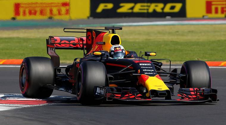 Red Bull launch the new RB14