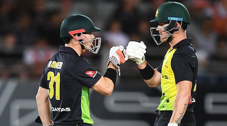 Australia remained unbeaten in the tri-series against New Zealand and England.
