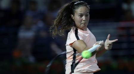 Daria Kasatkina upsets Garbine Muguruza to set up Dubai final with Elina Svitolina