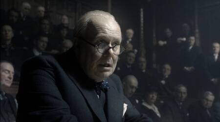 darkest hour oscars 2018