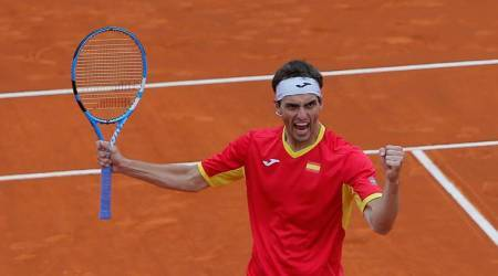 Davis Cup Roundup: France advances to QFs, Spain to host Germany