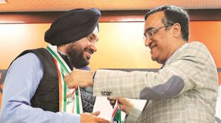 Arvinder Singh Lovely, Former Delhi minister Arvinder Singh Lovely, Former Congress Chief Arvinder Singh Lovely, Lovely Joins Congress, Ajay Maken, Rahul Gandhi, Delhi News, Latest Delhi News, Indian Express, Indian Express News