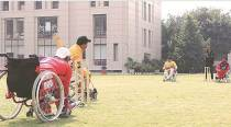 Four teams, one title: Wheelchair-bound cricketers bring change to the pitch